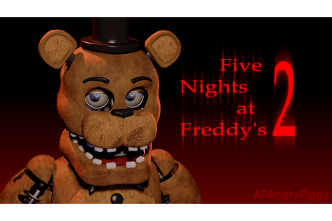 PC Five Nights At Freddy's 2 100% Game Save | Save Game ...