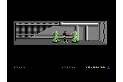 Ways to Die - Project Firestart (C64) - Part 1 - YouTube