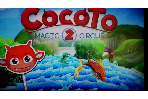 wii u new dump cocoto magic circus 2 europe redNAND USB ...