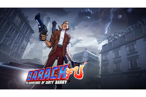 Barack Fu Is A Free Bonus Game For Shaq Fu: A Legend ...