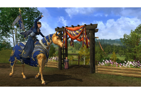 The Lord of the Rings Online: Riders of Rohan - дата ...