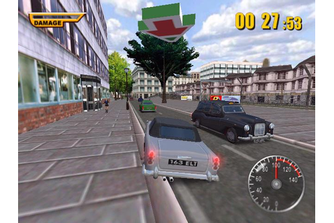 Italian Job, The Download (2002 Simulation Game)