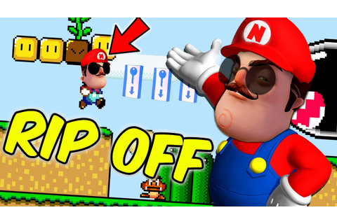 5 Hello Neighbor RIP OFF games! | Super Neighbor Mario ...