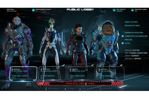 'Mass Effect: Andromeda' APEX Rating: What Is It, And What ...
