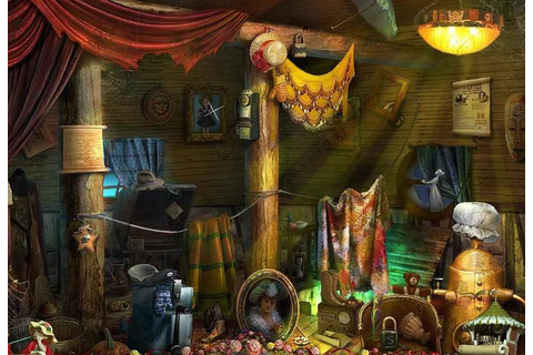 Puppet Show: Mystery of Joyville - Hidden Object Games!