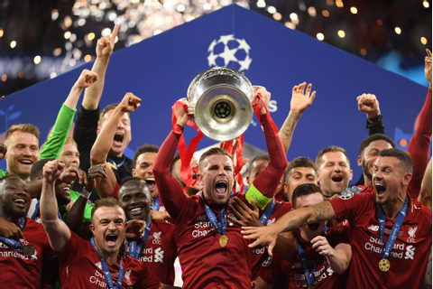"Liverpool FC on Twitter: ""CHAMPIONS OF EUROPE. 🏆 #SixTimes…"