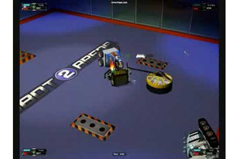 Predator in ROBOT ARENA 2 - YouTube