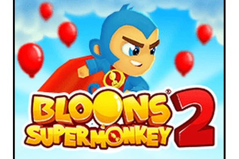 Bloons Super Monkey 2 - New Amazing Game - Ep 1 - Monkey ...