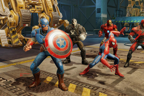 Marvel Strike Force's latest update is pay-to-win mobile ...