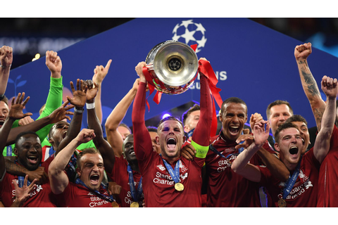 Champions League final: Liverpool crowned kings of Europe ...