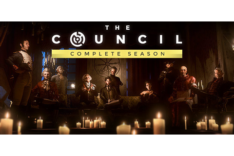 The Council – Complete Season [Steam CD Key] for PC - Buy now