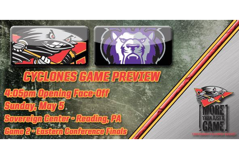 Cyclones Game Preview - Cincinnati at Reading - Cincinnati ...