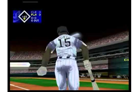 VR Baseball '99 (PlayStation One) - YouTube