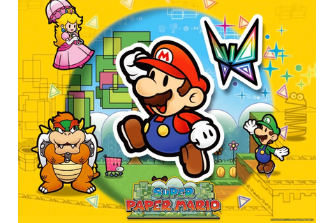 Nintendo blog: Wallpapers do super mario