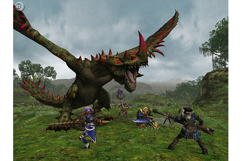 Monster Hunter Freedom Unite Upcoming Demo – Favonian ...