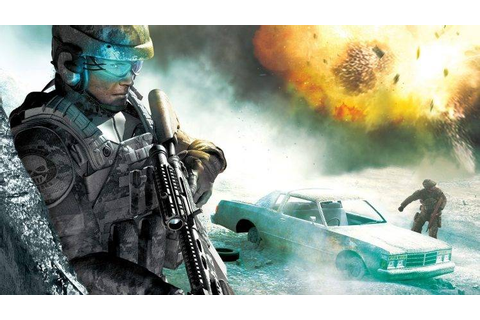 video Games, Tom Clancys Ghost Recon: Advanced Warfighter ...
