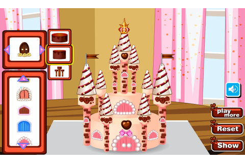 Chocolate Castle Cake - Android Apps on Google Play