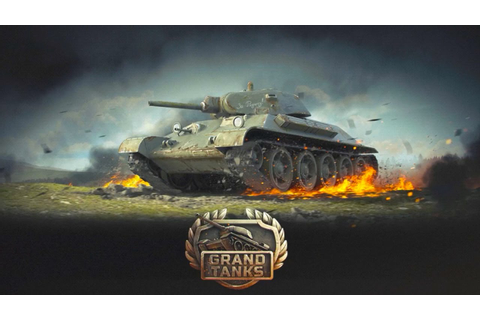 Grand Tanks Android Gameplay ᴴᴰ - YouTube