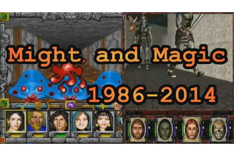 Might and Magic Evolution - YouTube