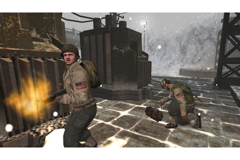 Return Of Castle Wolfenstein Pc Game Free Download Full ...