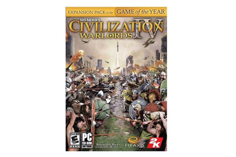 Sid Meier's Civilization IV: Warlords PC Game - Newegg.com