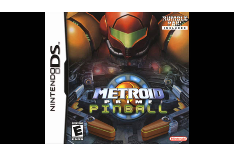 Metroid Prime: Pinball Music - Game Over Screen - YouTube