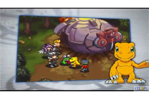 Digimon Story Lost Evolution - YouTube