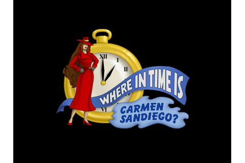 Carmen Sandiego's Great Chase Through Time Download (1997 ...