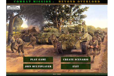 Combat Mission Beyond Overlord Download Free Full Game ...