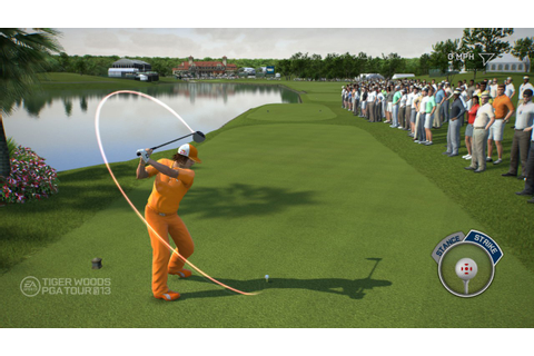 Tiger Woods PGA Tour 13 (PS3 / PlayStation 3) Screenshots