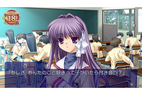 Clannad Coming To PlayStation Vita This Summer - Otaku Tale