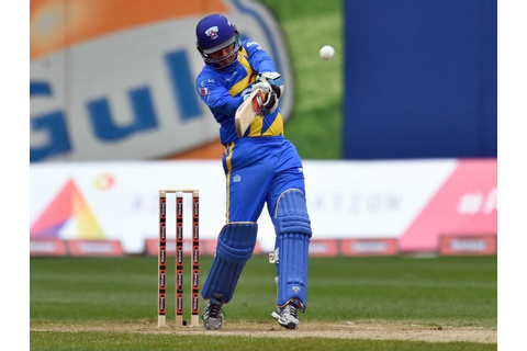 Cricket All-Stars Series: Virender Sehwag Hits A Six While ...