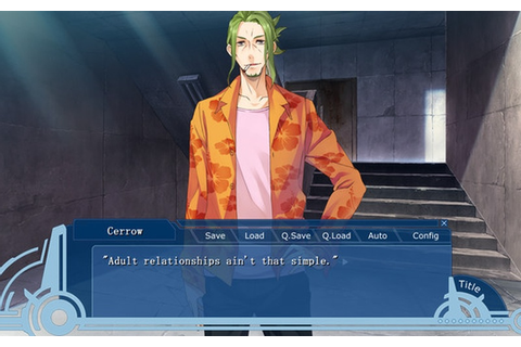 WORLD END ECONOMiCA episode.02 on Steam - PC Game | HRK