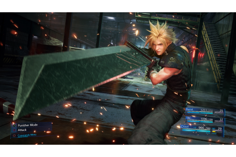 Final Fantasy VII Remake gets some new screenshots post-E3 ...