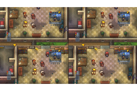 The Escapists 2 Review - Get Me Out Of Here, Please!