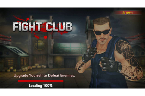 how to play fight club for android mobile free games - YouTube