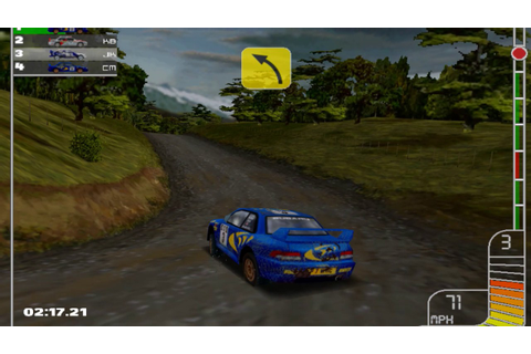 Colin McRae Rally Download - Old Games Download