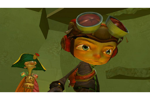 Psychonauts Game | PS2 - PlayStation