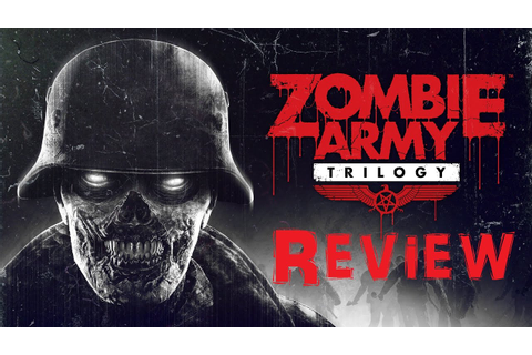 Zombie Army Trilogy Gameplay Review Xbox one - Its AMAZING ...