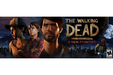 The Walking Dead: A New Frontier - The Complete Season Fitgirl