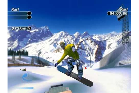 Supreme Snowboarding (Boarder Zone) : Best Snowboarding PC ...