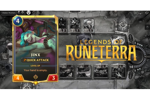 Legends of Runeterra: strategy card game set in the world ...
