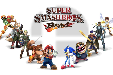 Super Smash Bros. Brawl Wallpapers - Wallpaper Cave
