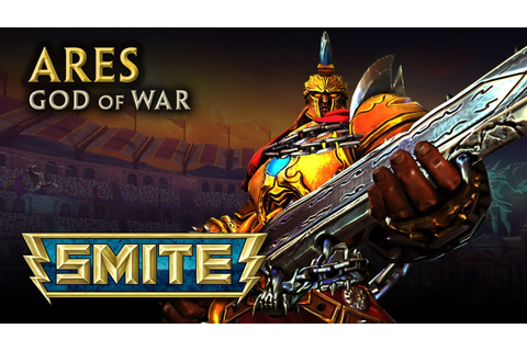 SMITE God Reveal - Ares, God of War - YouTube