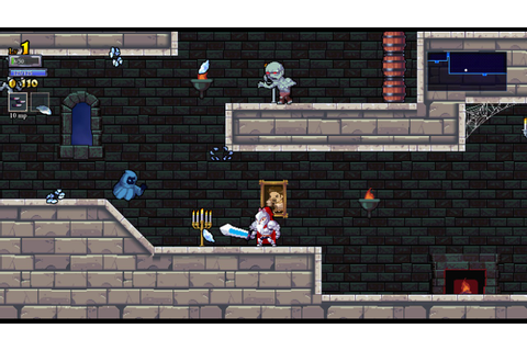 Genericide: Rogue Legacy Review