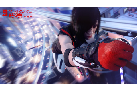 Gamescom 2015: first Mirror's Edge Catalyst gameplay ...