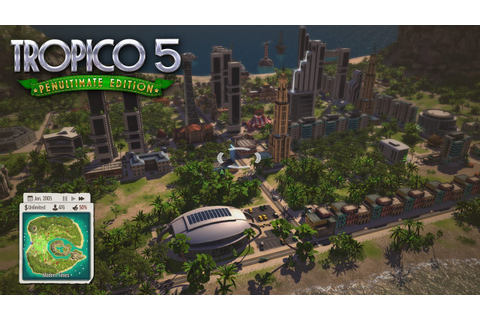 Tropico 5 - Penultimate Edition (Xbox One) - Gameplay ...
