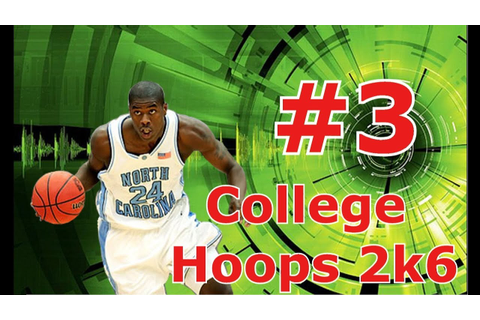 College Hoops 2k6 The Easiest 1,000 GamerScore ! [HD ...