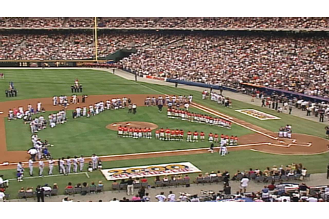 2000 All-Star Game: The AL tops the NL, 6-3 - YouTube