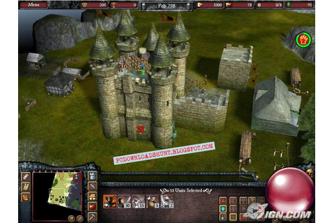 PC Downloads Hunt: Download StrongHold Legends Full ...